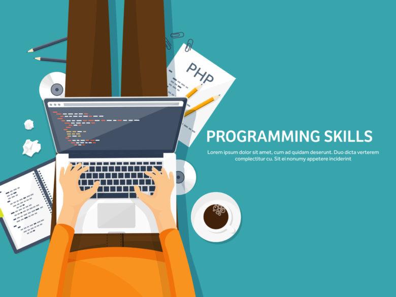 スキルハックスプログラミング
