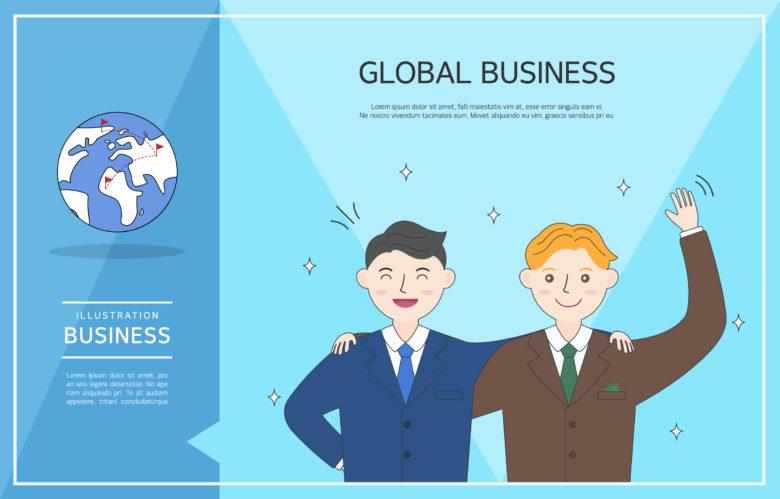 海外営業と英語