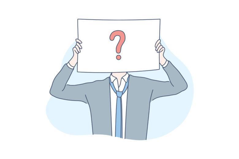 ブログ初心者のよくある3つの質問