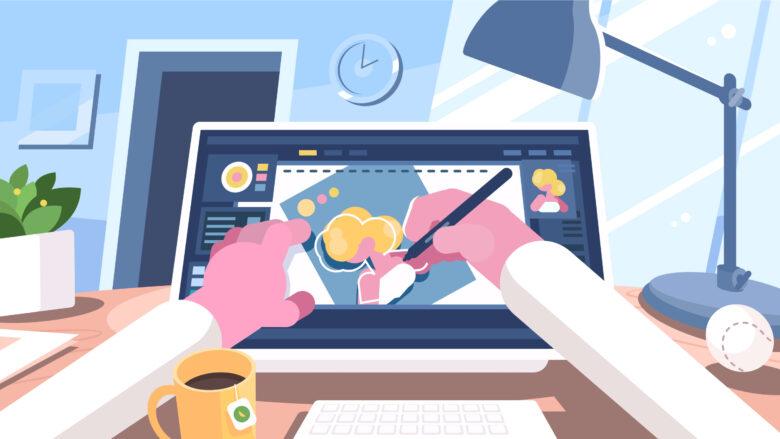 Design Hacks(デザインハックス)の評判・口コミは?在宅デザイナーとして稼ぐ方法を紹介